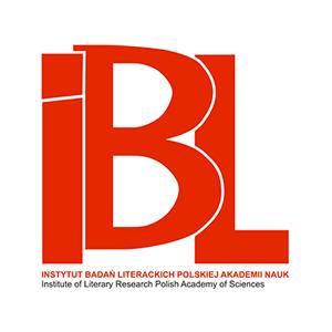 Logo Instytutut Badań Literackich PAN
